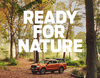 Ford Ranger - Ready for Nature