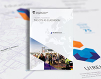 Int. Corporate Brochure, The city as classroom — AUAS