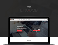Lianbijr App官网设计