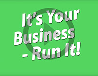 It's Your Business - Run It!