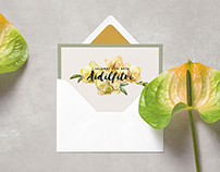 Orchid Culture Hari Raya Card 2017