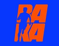 BAKA brand identity
