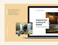 Little Dubai - Website