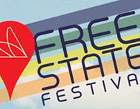 Free State Festival 2015 Website