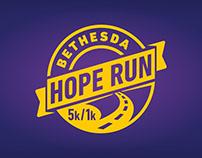 Bethesda Hope Run Logo