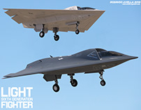 Light Sixth Generation Fighter