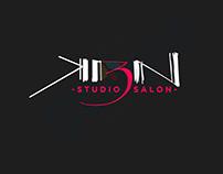 KBN STUDIO SALON / LOGO