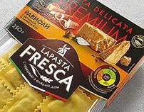 LA PASTA FRESCA REBRANDING 2015