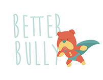 BetterBully Web Design & Illustrations
