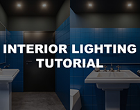 Interior lighting tutorial