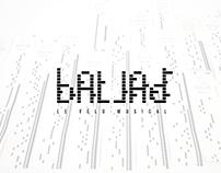 Ballad - Expérience interactive