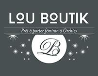 Lou Boutik - FLYERS DL