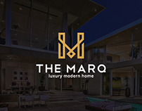 THE MARQ LOGO - Luxury Modern Home