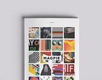 Magpie Magazine Editorial Design