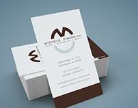 Michele O'Mara Branding