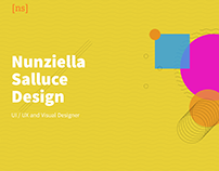 Nunziella Salluce Website