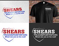 Shears Transportation Logo