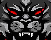 Cerberus Gaming Mascot Logo | Esports Logo | Sports