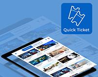 Kiosk - Ticketing App