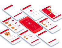 Online pizza apps