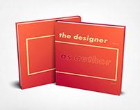 the designer as author