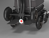 3d electric Trolly