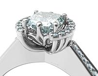 The Tudor Ruff Ring