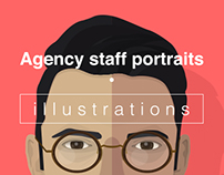 Agency Staff Portraits