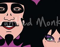 Horror Movie Hosts Svengoolie and Elvira