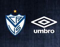 Umbro - Vélez Sarsfield