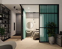 RIDNO І Apartment in LVIV І 80 sq.m.