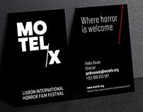 MOTEL/X