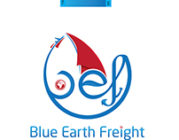 blue earth freight