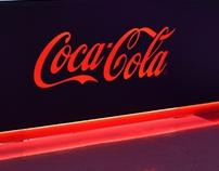 Espacio Coca-Cola en el Palau Sant Jordi