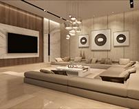 Sunkin Sitting, Living room