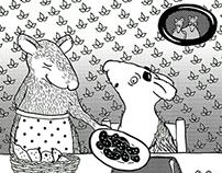 Picture Book Illustration - Emagundvwane Ayavakashelala
