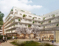 Competition in Kienitzer Strasse_Berlin | CGI