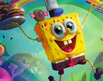 that sponge!