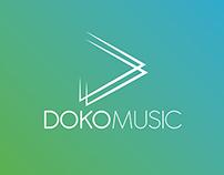 Doko Music // App