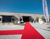 Evento inaugurazione Pannelli GF