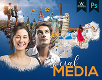 Marseilia Tours - Social Media