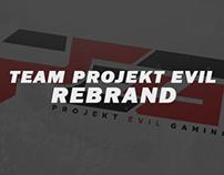 TeamProjektEvil Rebrand Project 2016
