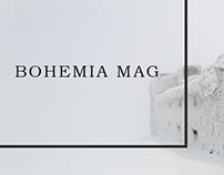 Bohemia Mag Website