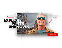 Anthony Bourdain - CNN Parts Unknown