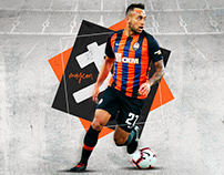Digital art for @maycon from FC Shakhtar