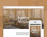 Agency | Clean and Modern Template