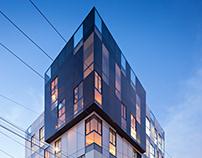 """Edificio """"Tadeo 4909"""" / De: Proyecto Cafeína"""