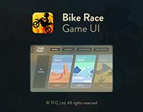 Bike Race - Game UI