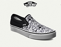 VANS shoe design.