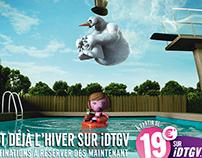 iDTGV Print Campaign